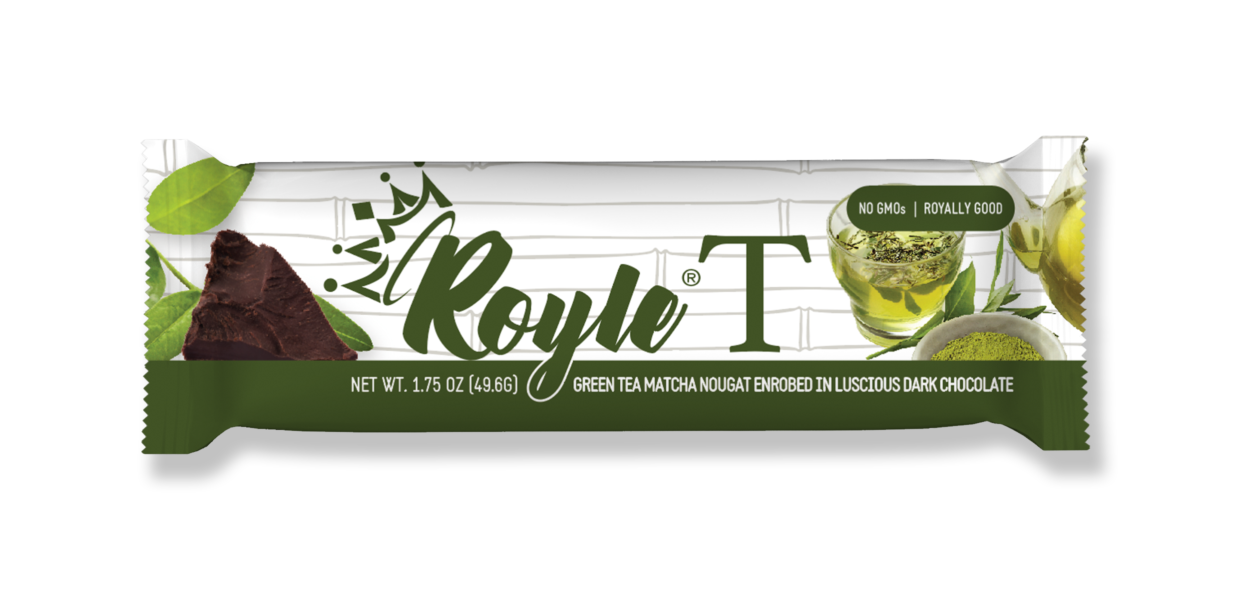Royle T Handmade Natural Candy Bar