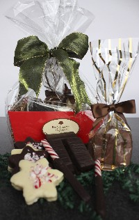 Medium Gift Basket l holiday gift l corporate gift l holiday party gift